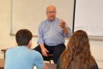 VGCC History Club partners with area historian on oral history project