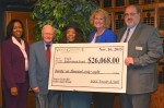 VGCC Trustees celebrate staff-faculty Endowment drive, OK new budget