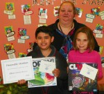 Vance County Schools Students' Posters Earn Recognition