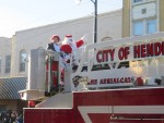 Henderson Christmas Parade and Light The Night Ceremony Sunday, December 6th, 2015