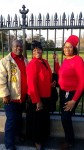 Vance County Dabney School Royalty Choir Students Sing in Washington DC for National Christmas Tree Music Program