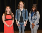 VGCC students step up to the mic at talent show