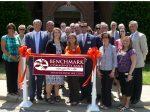 Chamber Ribbon Cutting – Benchmark Community Bank