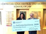 Butterfield Presents NCCU with $480,000 USDA Grant to Expand Opportunities in Rural Areas
