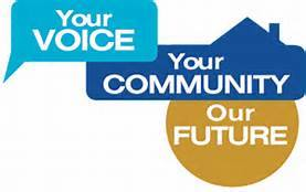 Community Voices Logo
